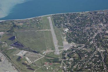 Международный аэропорт, Батуми